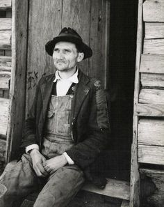 Rothstein, Arthur:  Joe Handley, A Tenant Farmer, Walker County, Alabama, 1937.