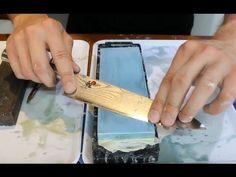 Piedras de afilar cuchillos ¿cuál elegir?