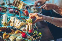 High Tea, Caramel Apples, Restaurant, Gallery, Desserts, Image, Food, Tea, Tailgate Desserts