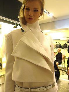 cropped jacket--Gianfranco Ferre