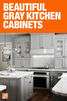 Kitchen Cabinet Home Depot Cabinets Cost Per Foot 534 Best Ideas Inspiration Images In 2019 Gray The