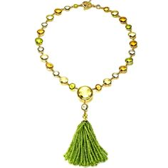 Mischief 'Y' Necklace by Goshwara from http://www.zimmerbrothers.com/
