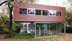 Rem Koolhaas - Villa dall´Ava, Paris, France