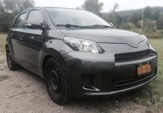 2008 Scion xD - Passenger Mid Front Angle
