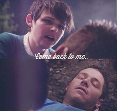 Come back to me.
