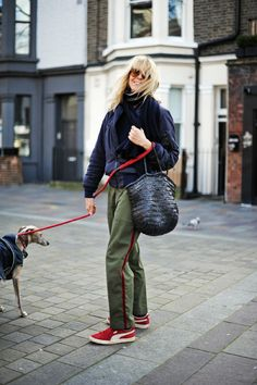Miista Street Style on the blog now >> https://miista.com/blogs/miista/streetstyle-london-25th-february