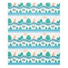 Moana Land And Sea Are One - Pattern Fleece Blanket , Moana Background, Tribal Background, Princess Boats, Manta Polar, Polaroid, Natural Bathroom, Custom Shower Curtains, Making Waves, Edge Stitch