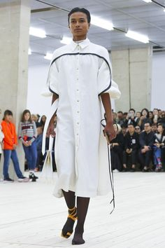 Celine Women Fashion Show Ready to Wear Collection Spring Summer 2017 in Paris