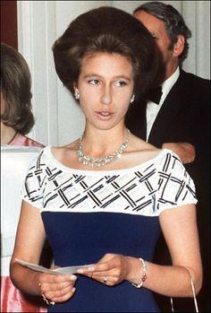 Royal Windsor:  Princess Anne