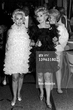 News Photo: Eva Gabor Zsa Zsa Gabor and mother Jolie…