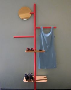 Brose Fogale coat rack at Designjunction
