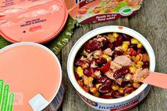 Paste cu ton - CAIETUL CU RETETE Preserves, Soup, Mexican, Preserve, Preserving Food, Soups, Butter, Pickling