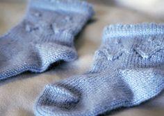 better than booties baby socks -- Ann Budd -- Interweave