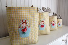 Nested Doll Bags