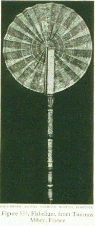 Il ventaglio attraverso i secoli : 875 circa