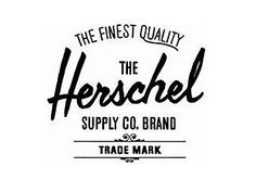 Hershel supply co, love their backpacks...especially the ones for young men.