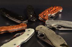 Custom.Scale.Division custom knife scales.