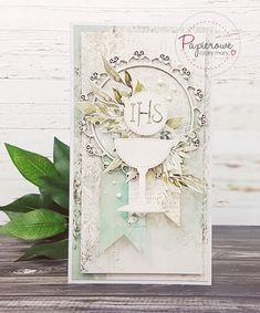Rosy Owl: Komunia nadchodziThe First Communion is coming Prima Marketing, First Communion, Diy Art, Cardmaking, Owl, Scrapbooking, Type 3, Theater, Facebook