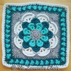 Square #14: cascading-daisy-mandala-square-free-crochet-pattern-the-lavender-chair-7