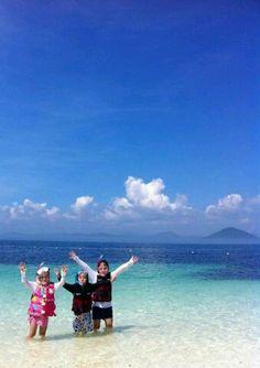 '제주의 여름추억' 우도에서 아이들과 스노쿨링, 진정 이 바다가 우리바다인지 너무 아름다워요! 제주도! #문자 임채정 님