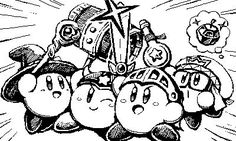 According To HAL Laboratory On Miiverse, The Next Kirby Title Will Be An Action Fighter