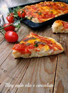 Italian Cooking, Italian Recipes, Bruschetta, Finger Foods, Quiche, Buffet, Yummy Food, Diet, Vegan