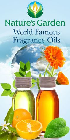 World Famous Fragrance Oils.  Natures Garden sells fragrance oils and essential oils all across the globe to make candles, soap, and cosmetic products.  We sell to handcrafters, hobbyists, and businesses. #FragranceOils