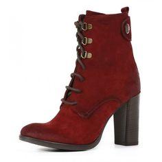 Botine GEOX Milva    Gorgeous color!Gorgeous shoes!