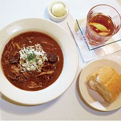 Louisiana Gumbo Trail | The roux is dark and the swamp-scapes scenic as Senior Editor Paula Disbrowe travels from Des Allemands to Harahan, Louisiana, in search of the perfect bowl | SouthernLiving.com