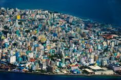 Male, Maldives  The capital city of this archipelago nation occupies one small island