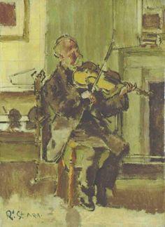 Old Heffel of Rowton House - Walter Richard Sickert, Art Gallery Piano Y Violin, Guitar, Walter Sickert, Camden Town, Camden Group, Country Bears, Architecture Art Design, Impressionist Artists, Group Art