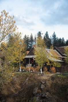 Lake Tahoe: Fall and