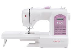 Buy Singer Starlet 6699 Sewing Machine from our Sewing Machines range at John Lewis & Partners. Costco, Liverpool, Sewing Machine Parts, Sewing Machines, Hancock Fabrics, Extension Table, Satin Stitch, Dressmaking, Marie Claire