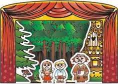 Perníková chaloupka Advent Calendar, Language, Teaching, Holiday Decor, Crafts, Art, Puppets, Literatura, Short Stories