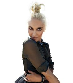 Gwen Stefani, Marice Claire October 2012. Love this photo!