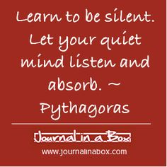 Pythagoras quote - not his theorem haha