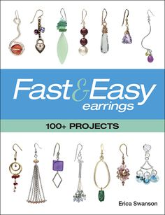 Earrings are fast, easy, and fun! $19.99