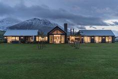 Mason & Wales Architects Ross Creek House Dunedin » Archipro