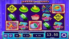 You will get to choose from one more block #party or a larger plunger that will #award the remaining parties in the #JackpotBlockParty slot game if you choose the presents. If you choose presents with several block parties in play, you will also get the #rewards in the same location of the pick.