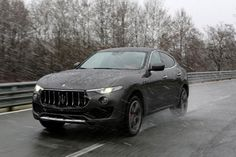 Maserati Levante review - still want that Cayenne? | Evo