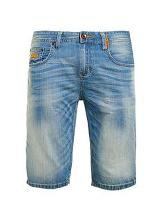 Officer Denim Shorts