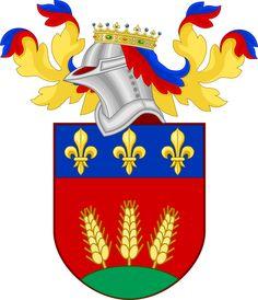 Escudo de Armas de Belgrano / Coat of Arms of Belgrano.