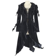 I found 'Enchantress Hooded Maxi Jacket' on Wish, check it out!