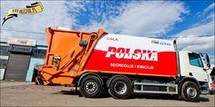 "NTM KG-HH 20m3 DAF śmieciarka ""Cała Polska segreguje i kibicuje"", refuse truck, rear loader, garbage vehicles, Kommunalfahrzeuge, Benne a ordures, Recolectores, piccoli camion, Carico posteriore"