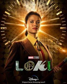 #marvel #loki #ravonnarenslayer Disney Shows, Disney Plus, Captain Marvel, Marvel Avengers, Loki Character, Marvel Studios Movies, Les Gifs, Marvel Comics Art, Marvel Women
