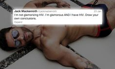 18 Tweets That Prove Project Runway's @JackMackenroth Is The Best Thing Ever