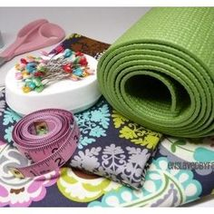 DIY Yoga Mat Bags – Free Patterns & Tutorials