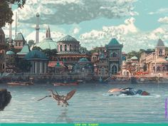 City on Naboo by SergentGarcia on deviantART