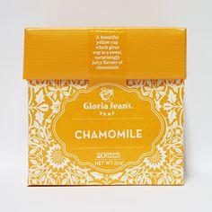 GLORIA JEAN'S Yellow Cups, Chamomile Tea, Shops, Australia, Gifts, Bags, Food, Handbags, Tents
