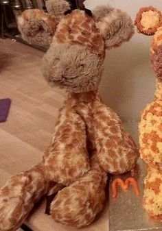 Lost on 25/05/2014 @ SMB Boot Sale @ Pedham Place, Swanley, Kent. We lost my son's much loved Jellycat Giraffe at the boot fair this morning. Giraffey is a bit dirty and a little bit smelly, but very very much loved and dearly missed. He was dropped from the push... Visit: https://whiteboomerang.com/?show=1k5m5tb (Posted by Tracey on 25/05/2014)